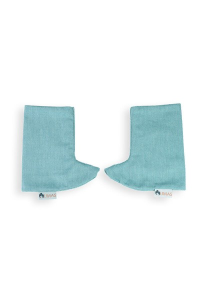 LIMAS Drool Pads - Turquoise
