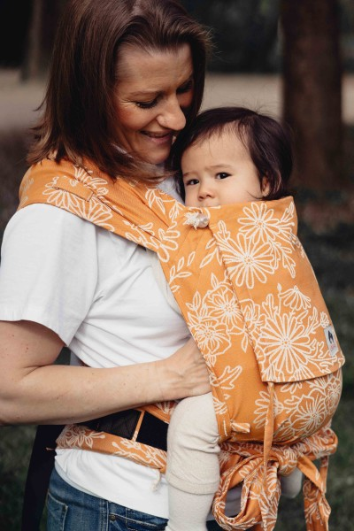 LIMAS Baby Carrier - Blossom Summer Gold