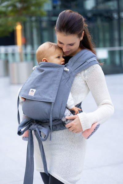LIMAS Baby Carrier - Anthracite