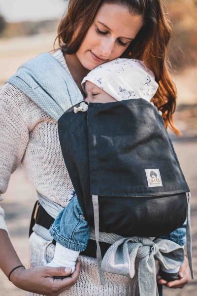 LIMAS Baby Carrier - Black/Grey