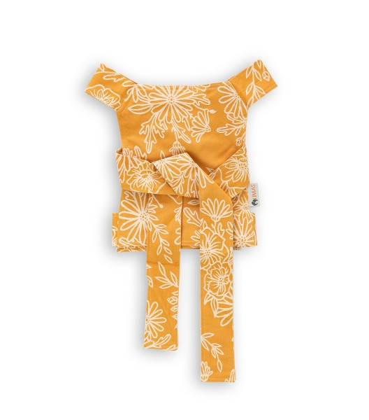 LIMAS doll carrier - Blossom Summer Gold