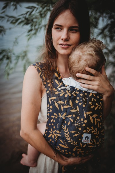 LIMAS Baby Carrier - Flora Honey Moon