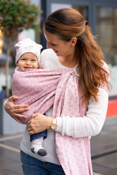 LIMAS Ring Sling - Sunshine