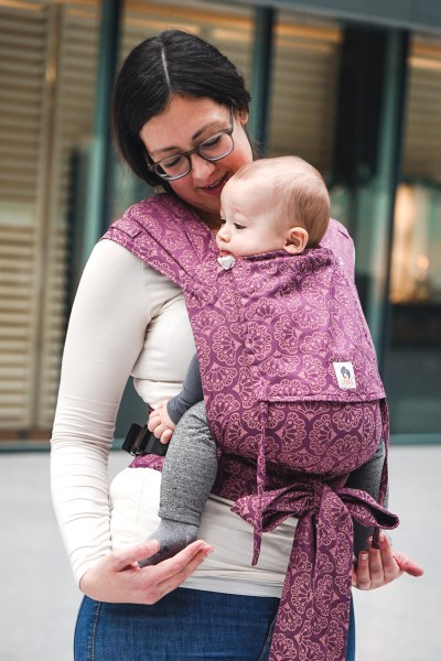 LIMAS Baby Carrier - Ginko Blackberry