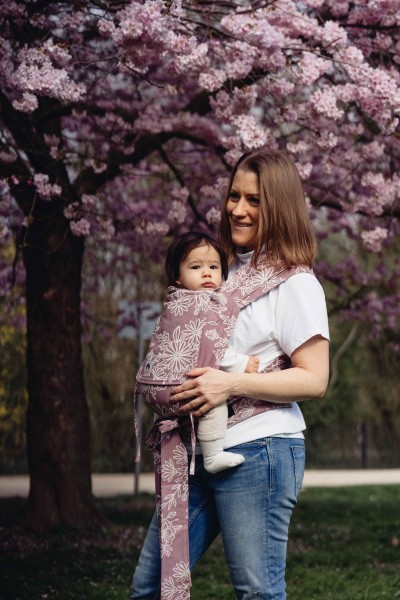 LIMAS Baby Carrier - Blossom Rosewood