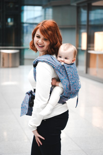 LIMAS Baby Carrier - Ginko Emerald