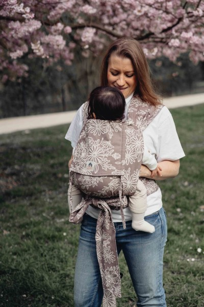 LIMAS Baby Carrier - Blossom Taupe